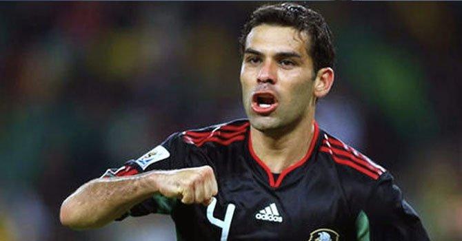 Rafael Márquez, feliz con su regreso a la selección mexicana