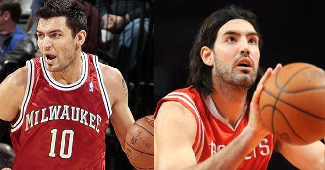 Destacan Delfino y Scola en la NBA