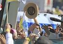 Más de 650 mil personas acudieron a la misa dominical con el Papa Benedicto XVI en Guanajuato.