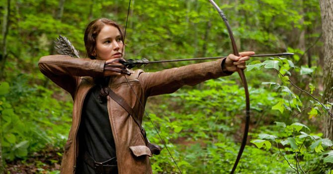 """""""The Hunger Games"""" debuta con una taquilla récord de 155 millones de dólares"""