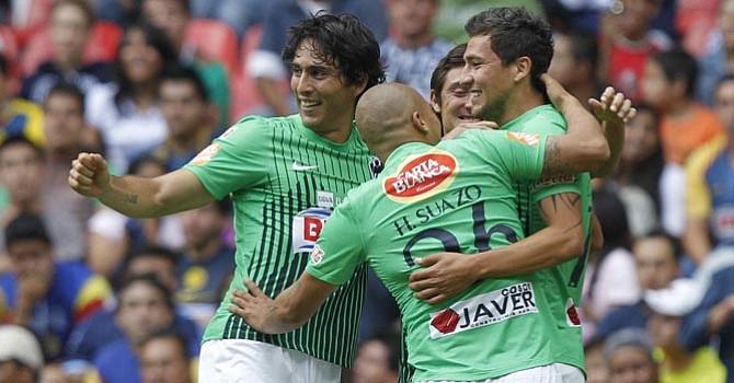 El Monterrey logra su primer triunfo como visitante al vencer al América
