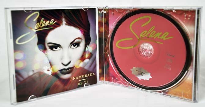 Enamorada De Ti Selena