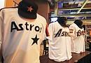 Los Astros de Houston, la escuadra de béisbol profesional celebra su 50 aniversario