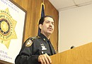 Adrián García, Alguacil del Condado de Harris, hizo un llamado a la comunidad para que colabore con las autoridades