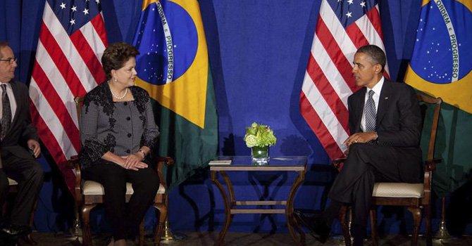 Obama recibe a la presidenta brasileña para ampliar la cooperación en educación y comercio