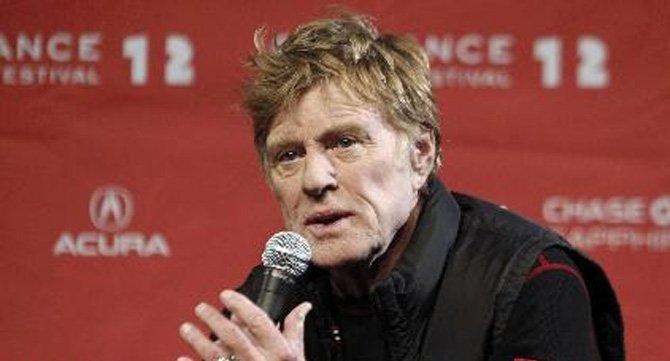 """Robert Redford afirma que """"con el cine no se consigue cambiar el mundo, solo las modas"""""""