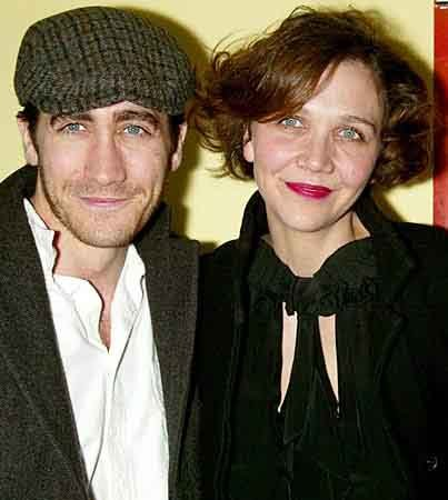 Jake y Maggie Gyllenhaal