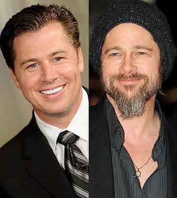 Doug Pitt, hermano de Brad Pitt
