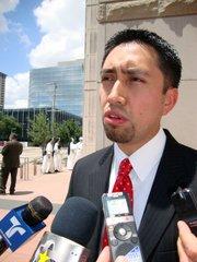 SergioAlonzoCastillo, Director de la oficina del Ministerio Hispano en Houston