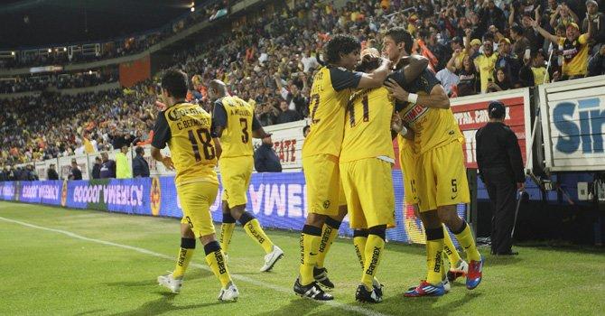 El América vence al Pachuca y pone un pie en semifinales