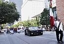 El desfile del Cinco de Mayo en Houston fue precedido por el cónsul general de México en Houston, el  Dr. Luis Malpica y de Lamadrid.