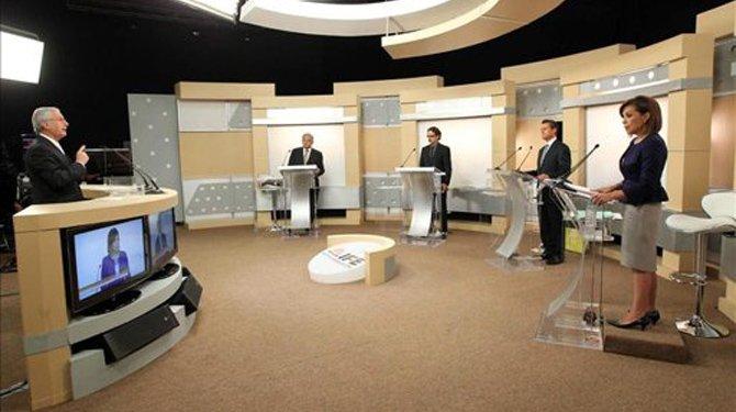 Repetición de propuestas  y ataques personales en el último debate electoral