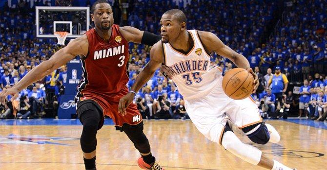 Final de la NBA: en medio de truenos y una ola de calor