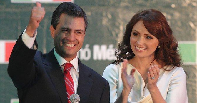 Angélica Rivera, una primera dama de telenovela