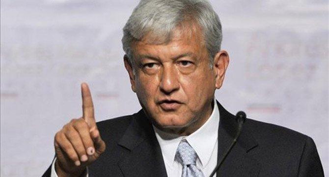 La izquierda mexicana busca justicia electoral