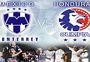 El Monterrey de Mexico y el Olimpia de Honduras se verán cara a cara este sabado en el estadio Robertson
