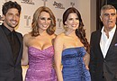 David Chocarro, Elizabeth Gutiérrez, Maritza Rodríguez y Saúl Lisazo son los protagonistas de la telenovela.
