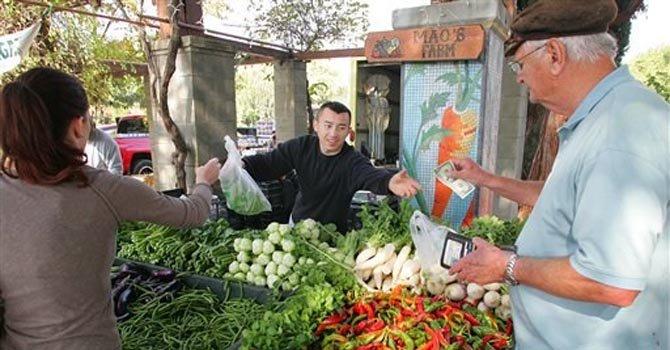 ¡A comer más verduras!