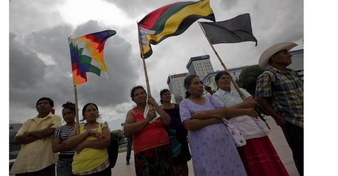 Indígenas denuncian ataques y Gobiernos destacan avances