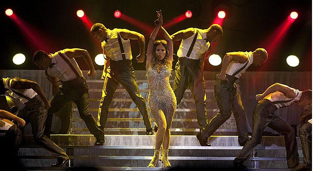 "Jennifer López estrena el videoclip de ""Goin' In"" junto a Flo Rida."