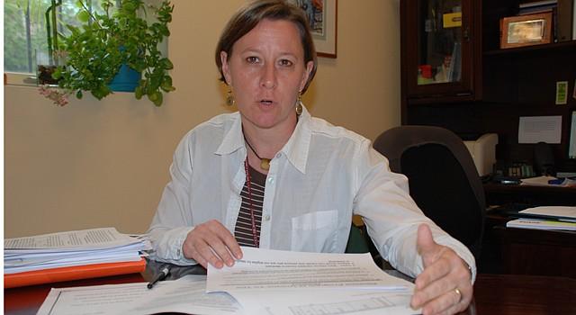 Alicia Wilson, directora de La Clínica del Pueblo