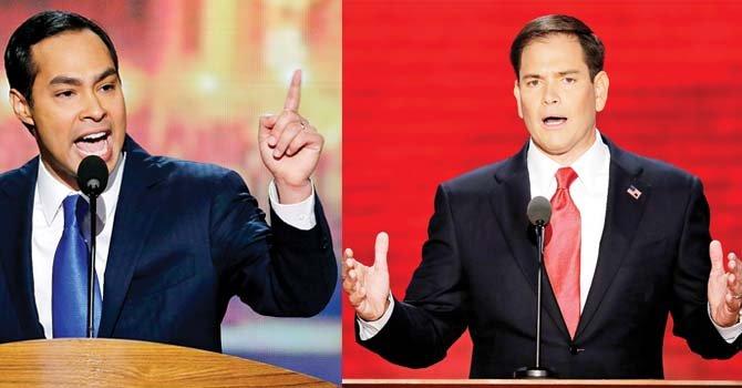 ¿Dos presidenciables hispanos?