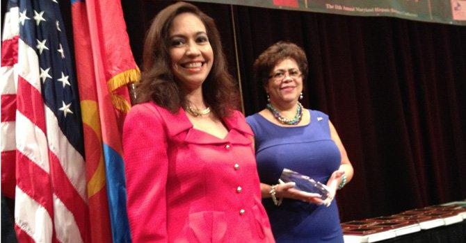 Premio al poder comunitario de negocios latinos en Maryland