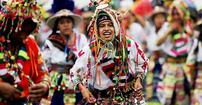 Brilla Festival Boliviano en Virginia