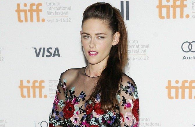 Kristen, sin problemas con Robert