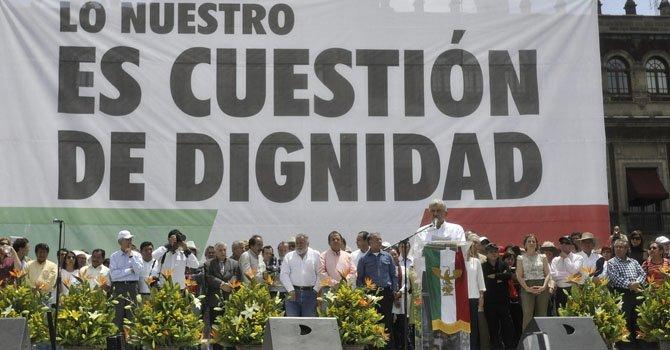 López Obrador busca formar nuevo partido