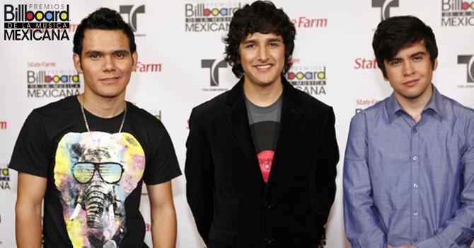 3BallMTY los más nominados a Premios Billboard de la Música Mexicana
