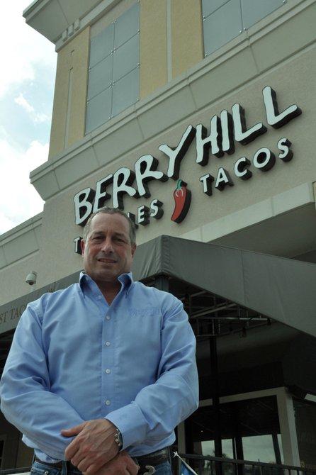 Jeff Anon CEO de Berryhill