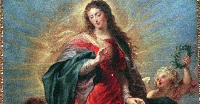 Millones de fieles visitan la Inmaculada Concepción de DC