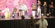 BANDA. La Williamsburg Salsa Orchestra, en el Millennium Stage, el 7.