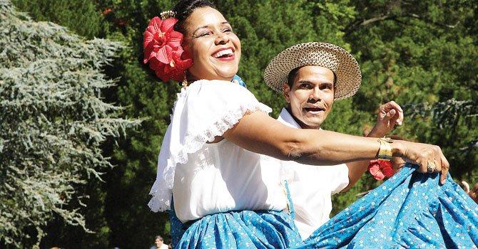 Festival hispano en el Zoológico de DC