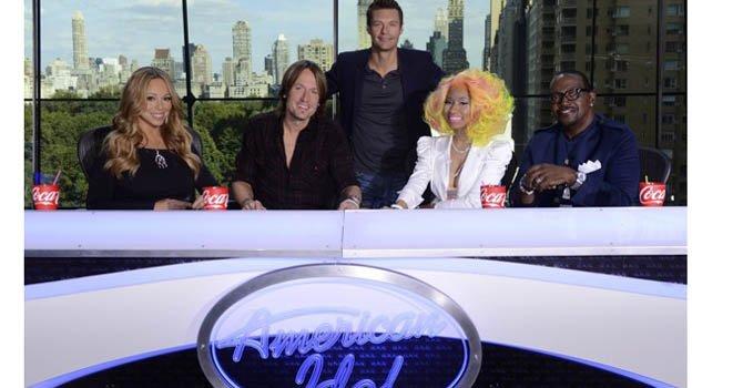 """Minaj, Urban y Carey, jueces de """"American Idol"""""""