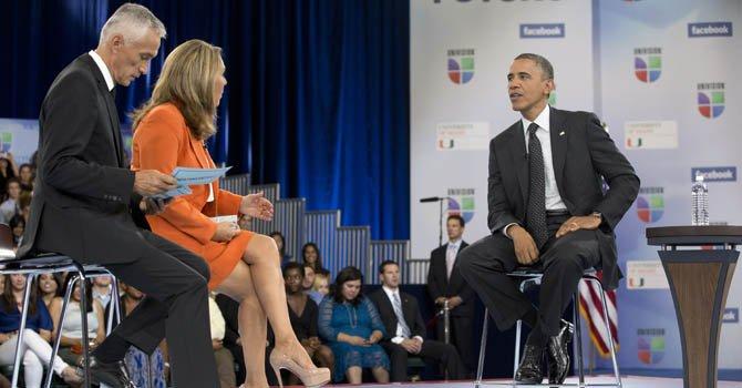 """Obama: """"fracasé al no lograr la reforma migratoria"""""""