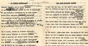 OFICIAL. El original de la traducción al español del himno de Estados Unidos, en 1945.
