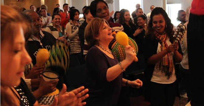 Sonia Gutiérrez cumple 40 años de servicio comunitario