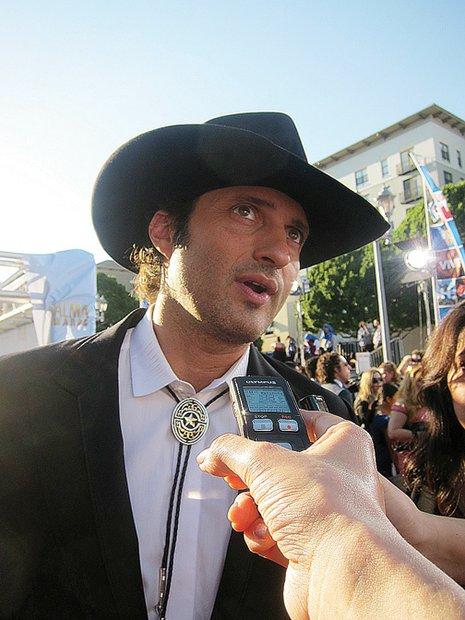 """PRODUCTOR. Robert Rodríguez, dijo que el filme """"Machete Kills"""" estrena en 2013."""