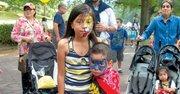 ZOOLÓGICO. El Festival Latino del Zoo tuvo cientos de visitantes el 16.