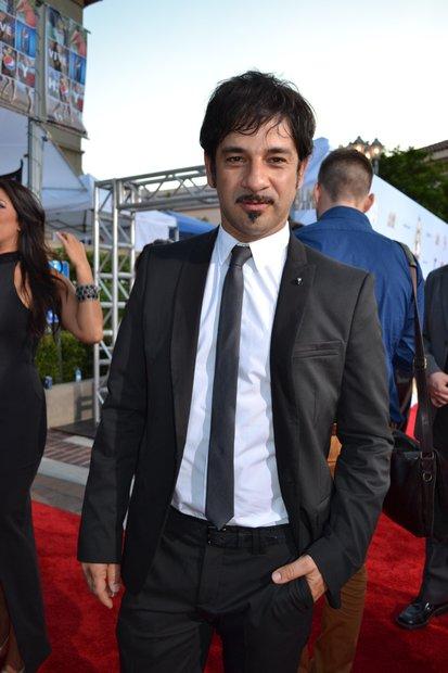 """Miguel Rodarte. El actor comentó que por el éxito obtenido, ya comenzó su segunda temporada de """"Los héroes del Norte"""". Adelantó que muy pronto saldrá una película actuando al lado de la rubia Sharon Stone."""