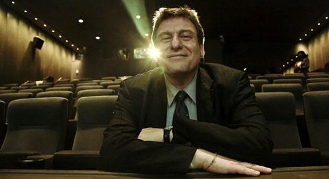 Richard Peña director de la Sociedad Cinematográfica del Lincoln Center y presidente del Festival de Cine de Nueva York,