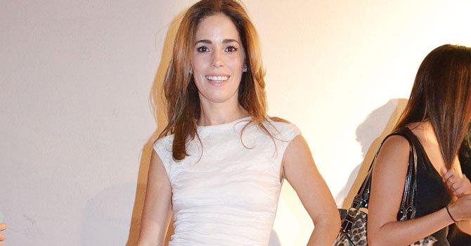 ACTRIZ. Ana Ortiz colaboró con la fundación.