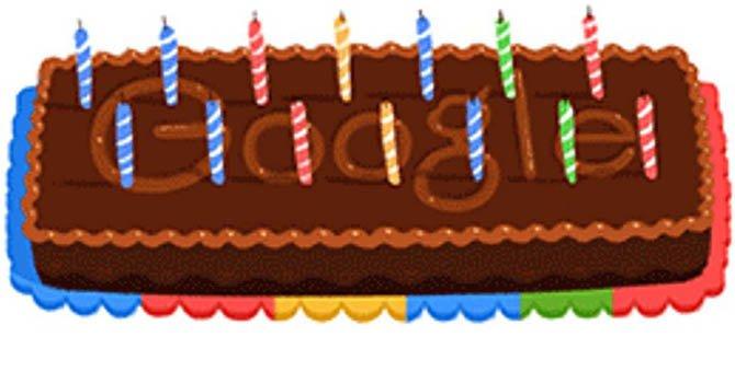 Google cumple 14 años