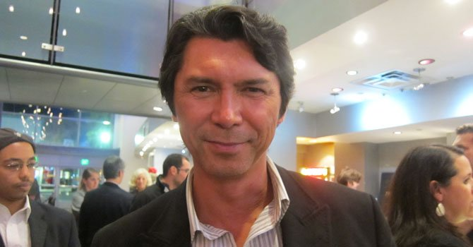 "Lou Diamond Phillips, un actor ""casi"" hispano"