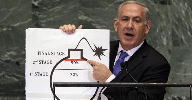 Netanyahu advierte a ONU sobre peligro de Irán