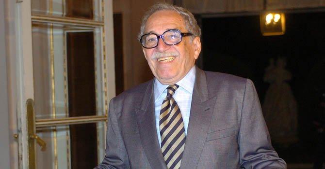 Gabriel García Márquez recibe la Medalla Bellas Artes