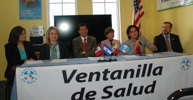 Promueven la salud entre los abuelitos hispanos