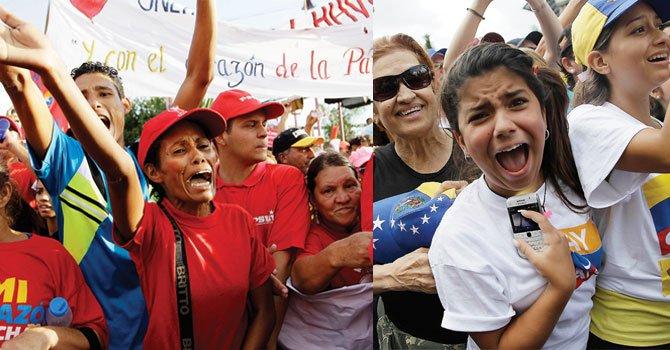 Venezuela decide el futuro